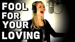 Whitesnake - Fool For Your Loving (ft. Gabriela Guncikova)