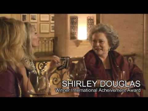Women In Film & Television 2009 Crystal Awards Shirley Douglas The Wine ladies TV
