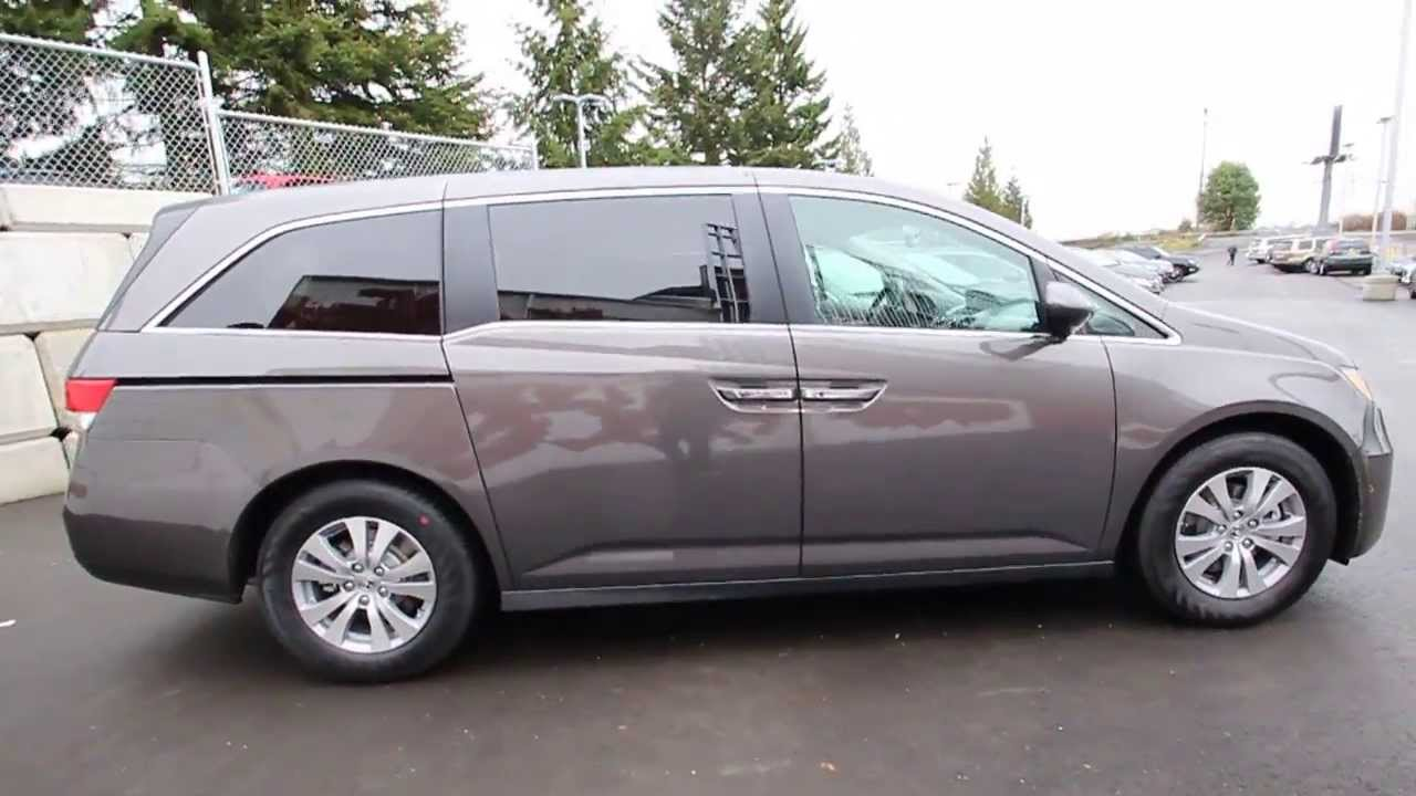 Beautiful 2014 Honda Odyssey EX | Smoky Topaz | EB064934 | Seattle | Renton