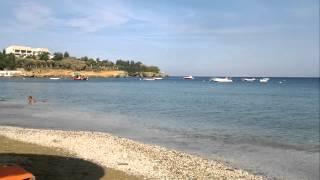 Пляж Агия Пелагия в октябре, Крит, Греция(тепло и хорошо, вот такой октябрь : ) Недвижимость в Греции www.albatros-property.com., 2012-10-18T13:27:26.000Z)