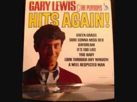 Gary Lewis & The Playboys - A Well Respected Man