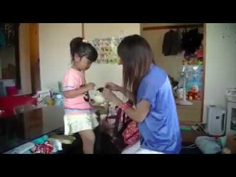 Begini orang jepang mendidik anak ny supaya mandiri