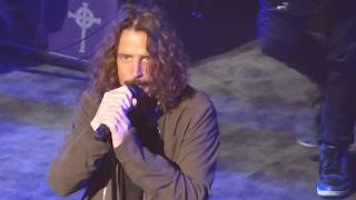 Temple of the Dog - Wooden Jesus - Seattle (November 20, 2016)