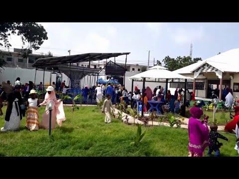 Mogadishu City Horumarka Yaab leh Beerta Banaadir Mogadishu City of Somalia 2018 HD VIDEO