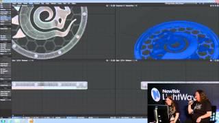 SIGGRAPH 2013 - 3D Printing
