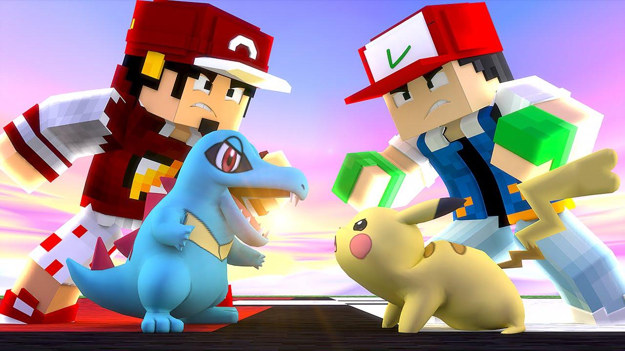 Top 30 Minecraft Pokémon Skins - YouTube