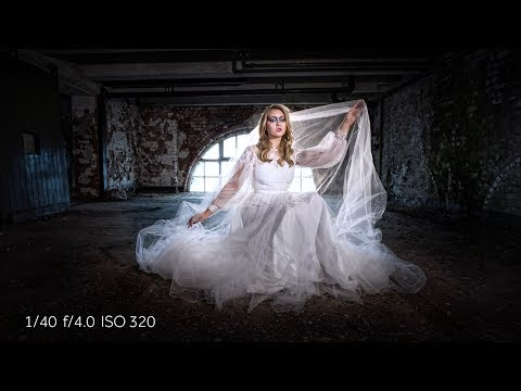 Shoot in an abandoned brewery with Rotolight NEO 2 & Terry Donnelly!