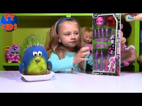 Обзор новых кукол Monster High (Монстер Хай) смотреть