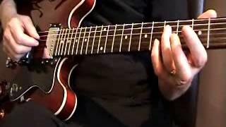 GUITAR LESSON  Misty (Easy Jazz Arrangement) oswin music