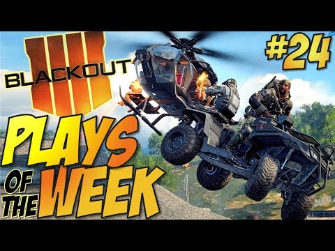 Call of Duty: Black Ops 4 - BLACKOUT Kills Of The Week #24 (BO4 Blackout Plays & Moments Montage) thumbnail