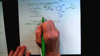Chem 309 Reactions of Organic Functional Groups Part 4 Hydration Dehydration Rxns