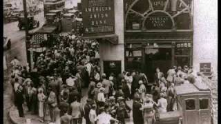 Wall Street Crash - 80th Anniversary - 29th October 1929