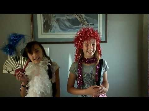 come fly with me-Ellie-mae and Jessica-martin clunes song