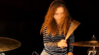 Light My Fire (The Doors); drum cover by Sina