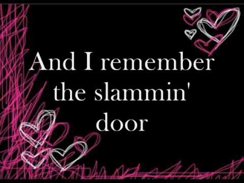 The Other Side of the Door Taylor Swift Lyrics