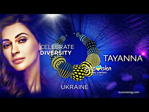 TAYANNA - I Love You (Karaoke Version) Eurovision Ukraine 2017l