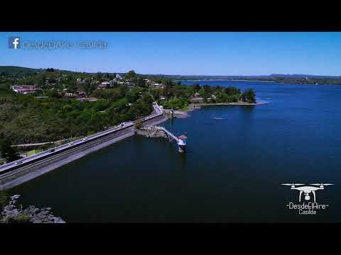 Embalse Río Tercero Desde El Aire!!! 🚁🎥🎬🤙🏼