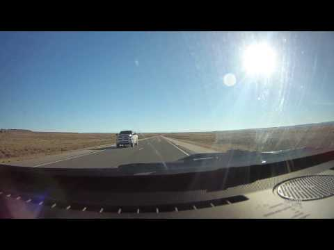 Real Time Drive via Wyoming, The Needles Highway and Mount Rushmore
