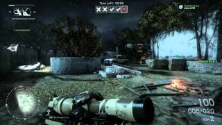 Medal of Honor: Warfighter PC Gameplay / Montage | 1080p Ultra