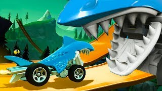 МАШИНКИ ХОТ ВИЛС #9 МОНСТР ТРАК в игре про мультик для детей. Гонки Хот Вилс Hot Wheels #МК