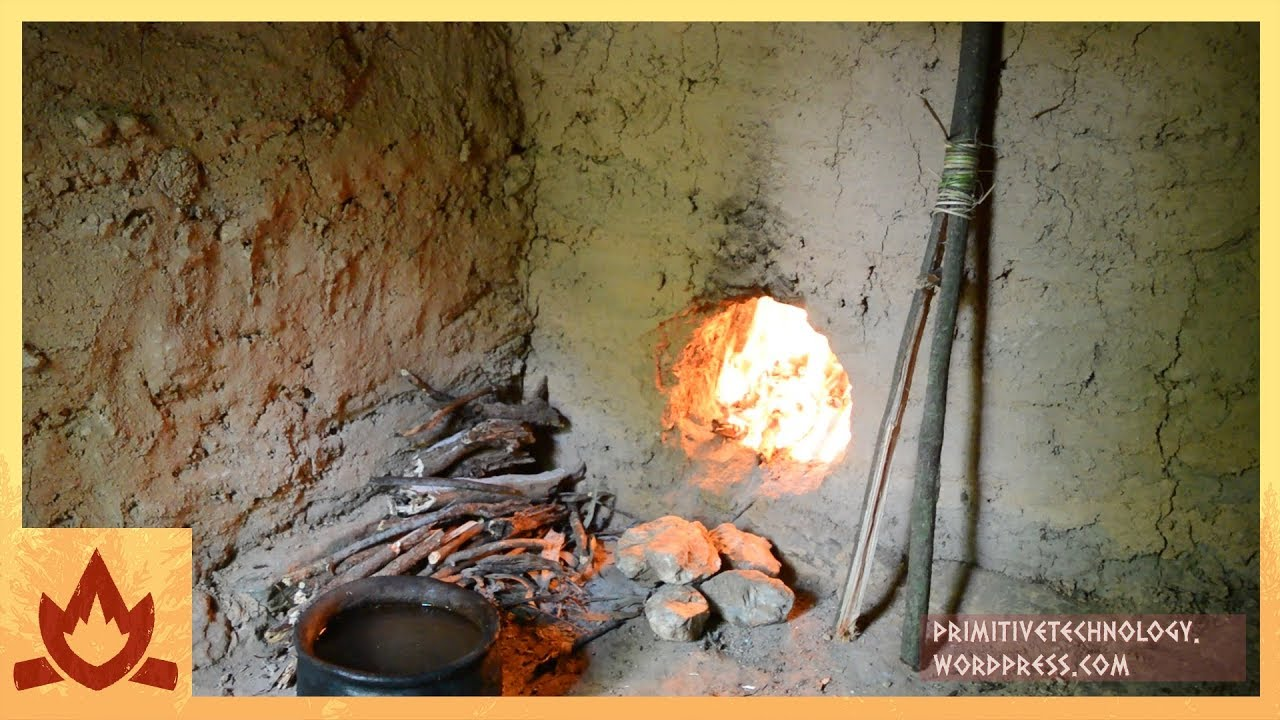 Primitive Technology Chimney And Pots Youtube