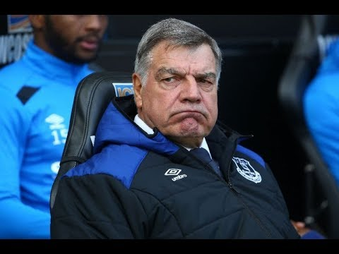 Sam Allardyce Exits Everton FC On talkSPORT