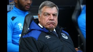 Sam Allardyce Exits Everton FC On talkSPORT