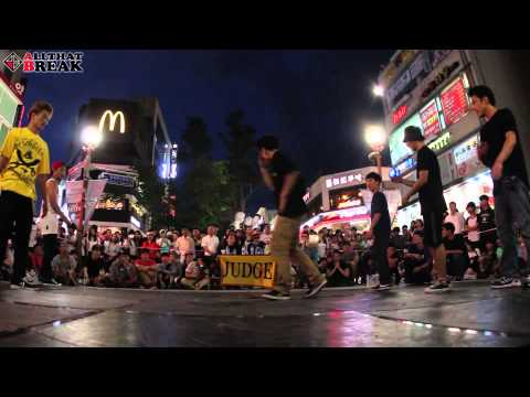 Chrome Heartz vs Rhythm Technician / SF_2 / Uijeongbu Street Session Vol.2 / Allthatbreak.com