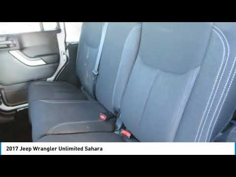 2017 Jeep Wrangler Unlimited For more information on Used 2017 Jeep Wrangler Unlimited Sahara f