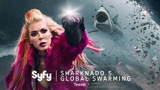 Sharknado 5 : Global Swarming streaming