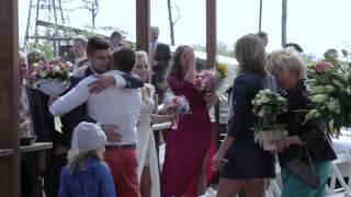 Свадьба Лилии и Павла («OGNI» — ведущие на свадьбу, Калининград)