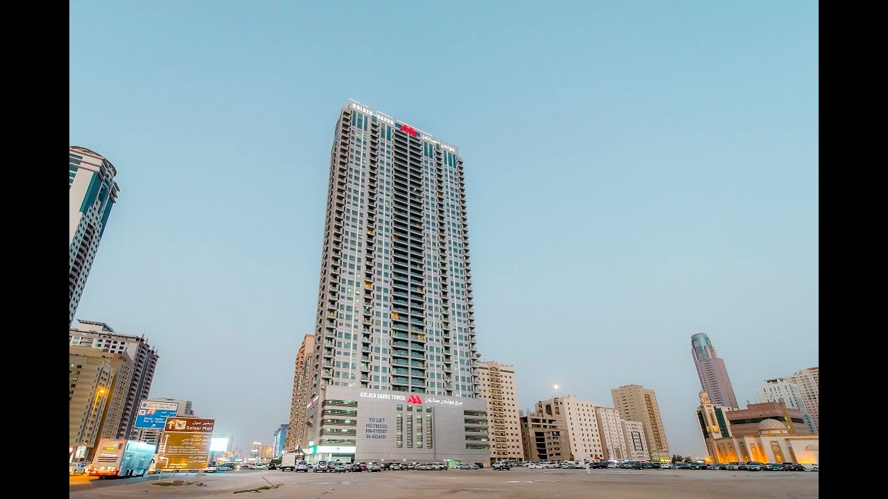 Golden Sands Sharjah Tower By Arenco