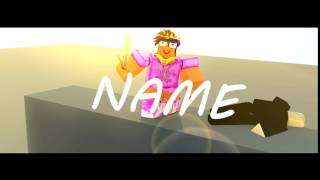 ROBLOX INTRO ANIMATION GIVEAWAY!! CLOSED!