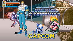Captain Commando Arcade-Captain hardest no death playthrough
