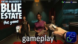 Viktor Kalvachev's Blue Estate The Game Gameplay FULL Demo Walkthrough