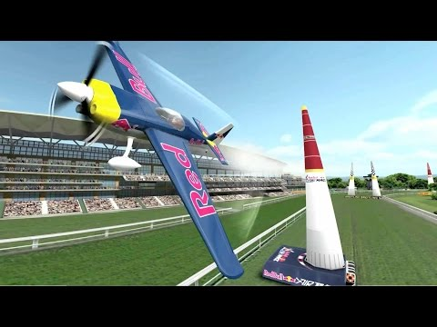 Red Bull Air Race - The Game (Trailer)