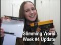 Slimming World Week #4 - Awards, Boards & HiFi Bars