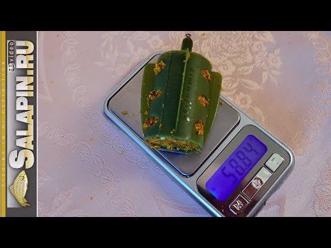 Сколько весит пустота? (Про тест фидера и вес кормушки) [salapinru]