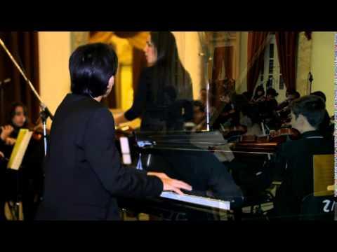 Rodrigo García y La Orquesta del Conservatorio Amadeo Roldán