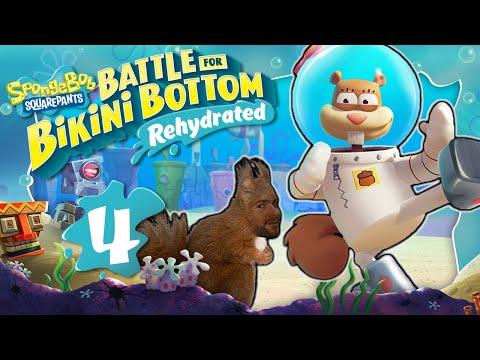 spongebob:-battle-for-bikini-bottom-rehydrated-🧽-#4:-sandy-in-bikini-bottoms-innenstadt