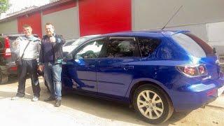 Новосибирец Роман приобрел Mazda3 и оставил отзыв! (Отзывы об РДМ-Импорт)