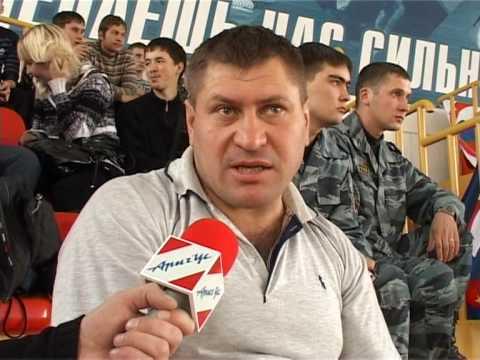 Стальной кулак - 2008 (для Портал Бурятии www.rb03.ru)