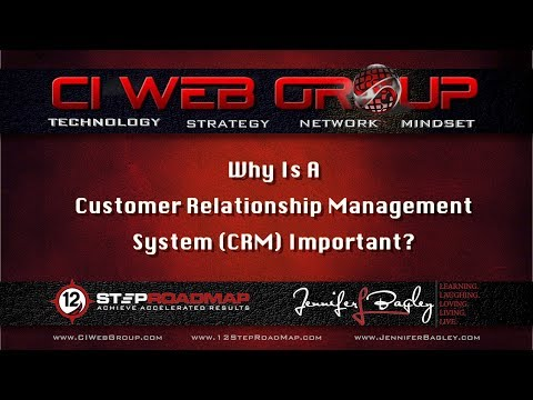 Why Is A Customer Relationship Management (CRM) System Important?