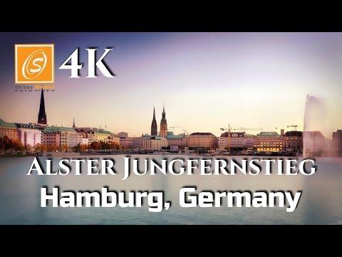 alster-jungfernstieg,-hamburg,-germany---morning-walk-4k-uhd
