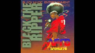 *CLASSIC* Black The Ripper - My Lyrics Are Forever (AFRO SAMURAI) Smasher productions