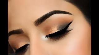 How to apply Eyeshadow and Blend it for Beginners | Deepti Ghai Sharma