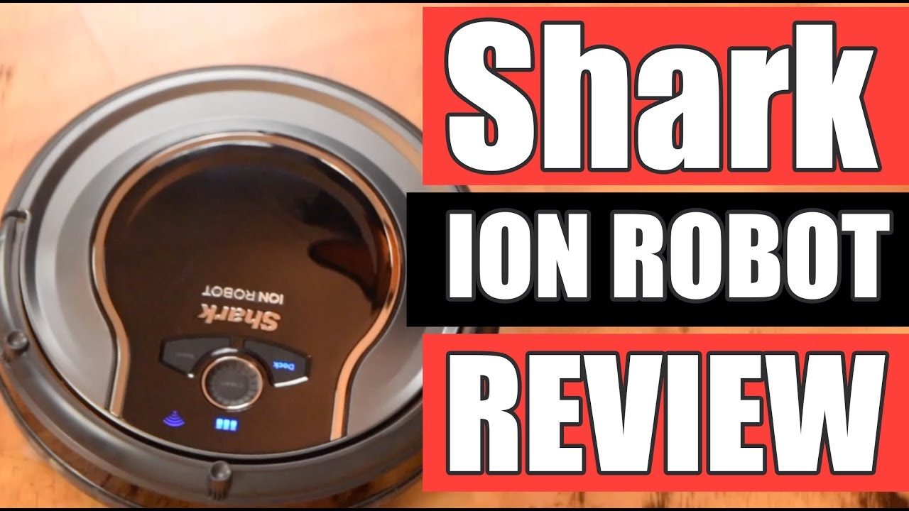 Shark Ion Robot 750 720 Review Youtube