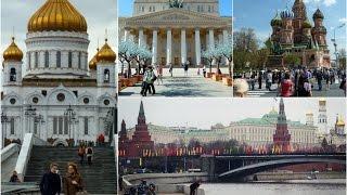 Voyage à Moscou, Russie