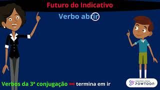 Futuro do Indicativo - Verbos regulares