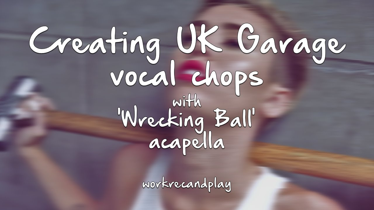 Wrecking Ball Acapella Free Mp3 Download